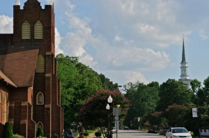 Downtown Cary
